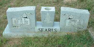 SEARLS, CECIL E. - Meigs County, Ohio | CECIL E. SEARLS - Ohio Gravestone Photos