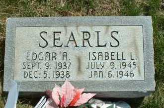 SEARLS, ISABELL L. - Meigs County, Ohio | ISABELL L. SEARLS - Ohio Gravestone Photos