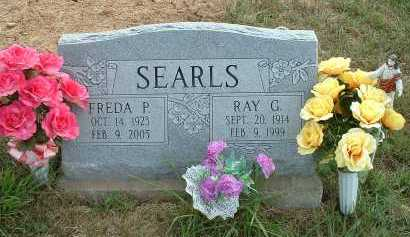 SEARLS, RAY G. - Meigs County, Ohio | RAY G. SEARLS - Ohio Gravestone Photos
