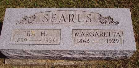 SEARLS, IRA H. - Meigs County, Ohio | IRA H. SEARLS - Ohio Gravestone Photos