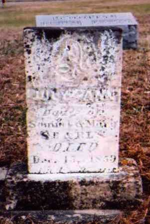 SEARLS, JULY ANN - Meigs County, Ohio | JULY ANN SEARLS - Ohio Gravestone Photos