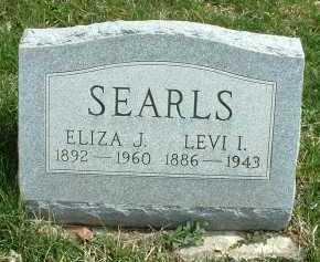 SEARLS, ELIZA J. - Meigs County, Ohio | ELIZA J. SEARLS - Ohio Gravestone Photos