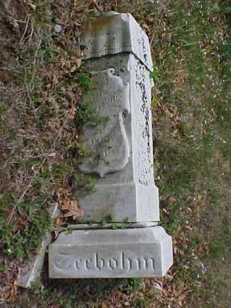 JOACHIM SEEBOHN, BARBARA - Meigs County, Ohio | BARBARA JOACHIM SEEBOHN - Ohio Gravestone Photos