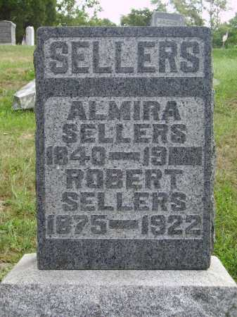 SELLERS, ALMIRA - Meigs County, Ohio | ALMIRA SELLERS - Ohio Gravestone Photos