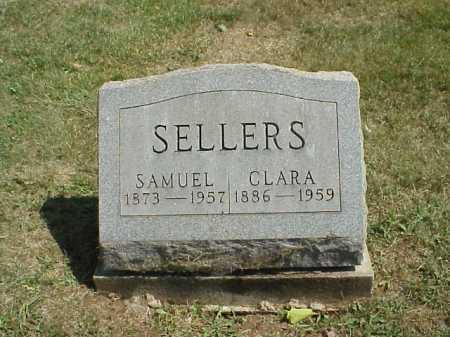 SELLERS, SAMUEL - Meigs County, Ohio | SAMUEL SELLERS - Ohio Gravestone Photos