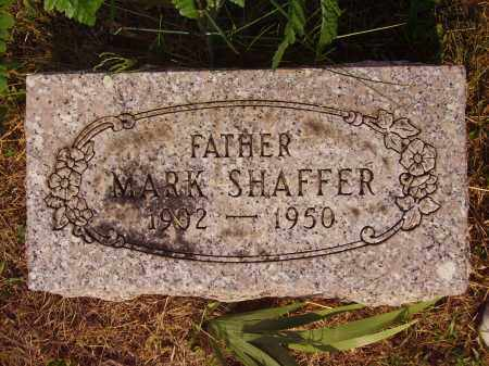 SHAFFER, MARK - Meigs County, Ohio | MARK SHAFFER - Ohio Gravestone Photos