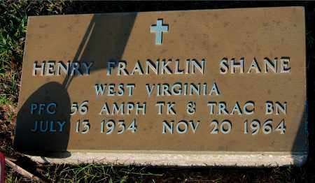 SHANE, HENRY - Meigs County, Ohio | HENRY SHANE - Ohio Gravestone Photos