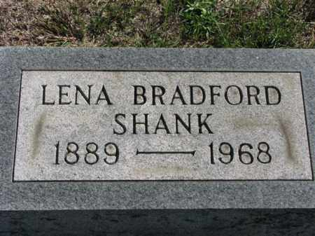 SHANK, LENA - Meigs County, Ohio | LENA SHANK - Ohio Gravestone Photos