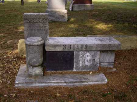 SHEETS, CHARLES G. JR. - Meigs County, Ohio | CHARLES G. JR. SHEETS - Ohio Gravestone Photos