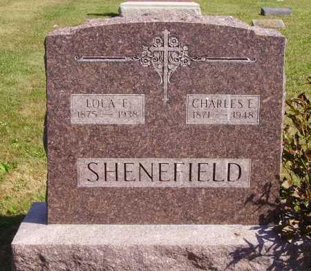 SHENEFIELD, LOLA E. - Meigs County, Ohio | LOLA E. SHENEFIELD - Ohio Gravestone Photos