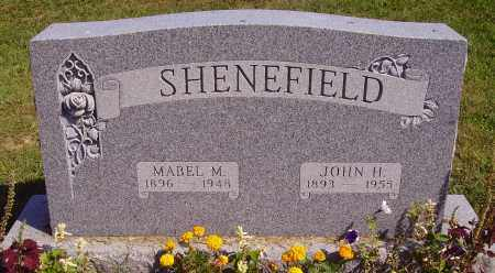 SHENEFIELD, MABEL M. - Meigs County, Ohio | MABEL M. SHENEFIELD - Ohio Gravestone Photos