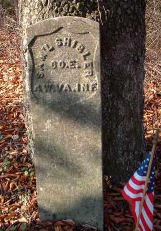 SHIBLER, SAMUEL - Meigs County, Ohio | SAMUEL SHIBLER - Ohio Gravestone Photos