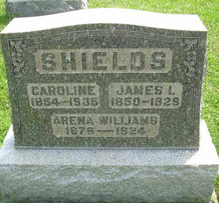 SHIELDS, JAMES - Meigs County, Ohio | JAMES SHIELDS - Ohio Gravestone Photos