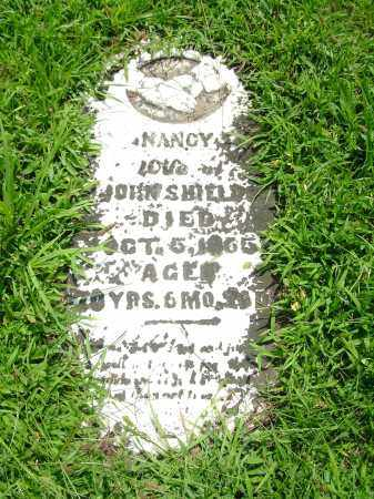SHIELDS, NANCY - Meigs County, Ohio | NANCY SHIELDS - Ohio Gravestone Photos