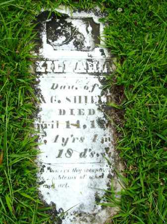 SHIELDS, ZILLAH - Meigs County, Ohio | ZILLAH SHIELDS - Ohio Gravestone Photos