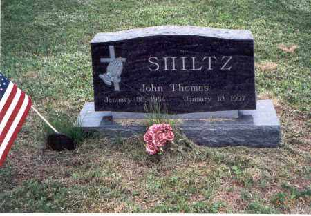 SHILTZ, JOHN THOMAS - Meigs County, Ohio | JOHN THOMAS SHILTZ - Ohio Gravestone Photos