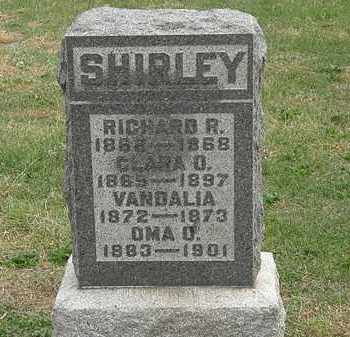 SHIRLEY, OMA O. - Meigs County, Ohio | OMA O. SHIRLEY - Ohio Gravestone Photos