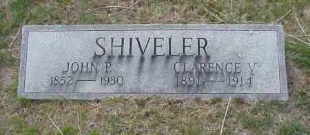 SHIVELER, CLARENCE V. - Meigs County, Ohio | CLARENCE V. SHIVELER - Ohio Gravestone Photos