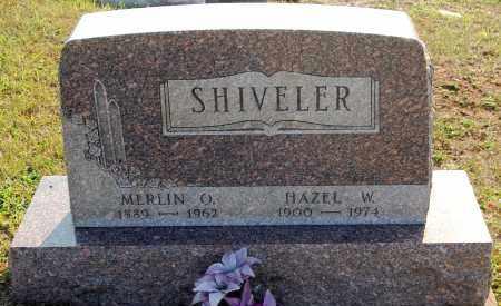 SHIVELER, HAZEL W - Meigs County, Ohio | HAZEL W SHIVELER - Ohio Gravestone Photos