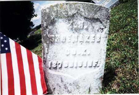 SHOEMAKER, JOSEPH HOUSTON - Meigs County, Ohio | JOSEPH HOUSTON SHOEMAKER - Ohio Gravestone Photos
