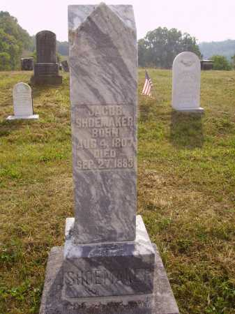 PHILLIPS SHOEMAKER, REBECCA - Meigs County, Ohio | REBECCA PHILLIPS SHOEMAKER - Ohio Gravestone Photos