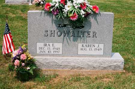 SHOWALTER, KAREN J. - Meigs County, Ohio | KAREN J. SHOWALTER - Ohio Gravestone Photos