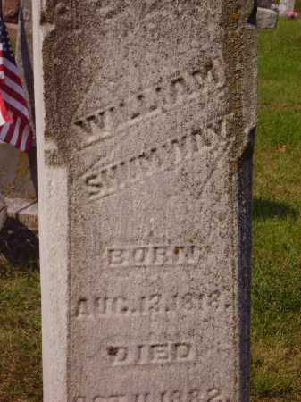 SHUMWAY, WILLIAM - Meigs County, Ohio | WILLIAM SHUMWAY - Ohio Gravestone Photos