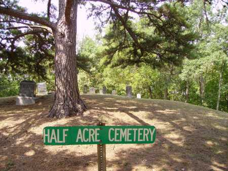 HALF ACRE CEMETERY, SIGN - Meigs County, Ohio | SIGN HALF ACRE CEMETERY - Ohio Gravestone Photos