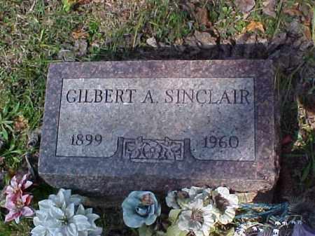 SINCLAIR, GILBERT A. - Meigs County, Ohio | GILBERT A. SINCLAIR - Ohio Gravestone Photos