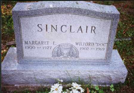 SINCLAIR, MARGARET E. - Meigs County, Ohio | MARGARET E. SINCLAIR - Ohio Gravestone Photos