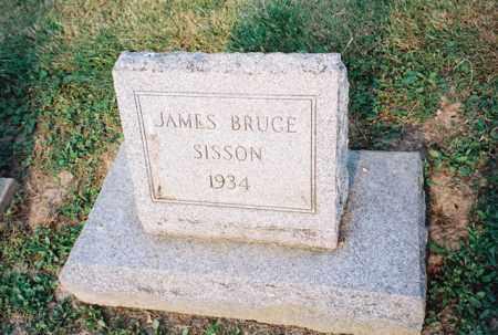SISSON, JAMES - Meigs County, Ohio | JAMES SISSON - Ohio Gravestone Photos