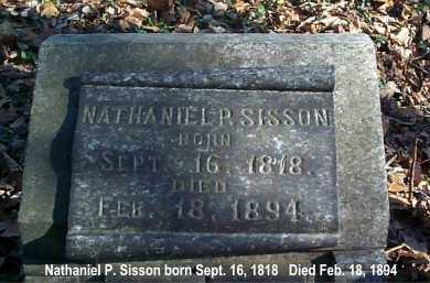 SISSON, NATHANIEL - Meigs County, Ohio | NATHANIEL SISSON - Ohio Gravestone Photos