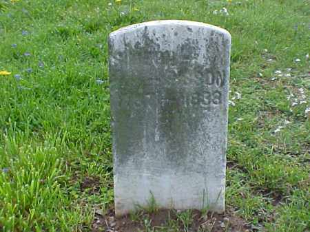 SISSON, SIMEON - Meigs County, Ohio | SIMEON SISSON - Ohio Gravestone Photos