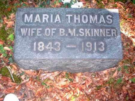 SKINNER, MARIA - Meigs County, Ohio | MARIA SKINNER - Ohio Gravestone Photos