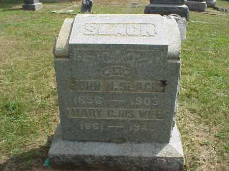 SLACK, JOHN N. - Meigs County, Ohio | JOHN N. SLACK - Ohio Gravestone Photos