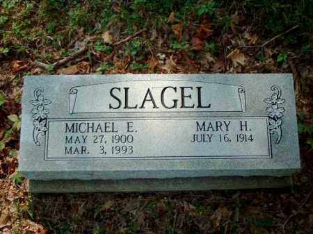 SLAGEL, MARY H. - Meigs County, Ohio | MARY H. SLAGEL - Ohio Gravestone Photos