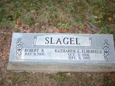 ELBERFELD SLAGEL, KATHARINE E. - Meigs County, Ohio | KATHARINE E. ELBERFELD SLAGEL - Ohio Gravestone Photos