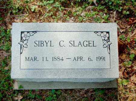 SLAGEL, SIBYL C. - Meigs County, Ohio | SIBYL C. SLAGEL - Ohio Gravestone Photos