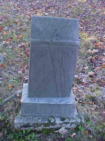 BLACK SLOAN, EMMA - Meigs County, Ohio | EMMA BLACK SLOAN - Ohio Gravestone Photos