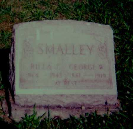 SMALLEY, RILLA J. - Meigs County, Ohio | RILLA J. SMALLEY - Ohio Gravestone Photos