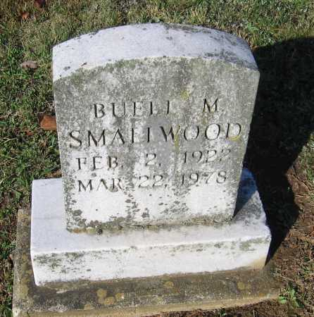 SMALLWOOD, BUELL M. - Meigs County, Ohio | BUELL M. SMALLWOOD - Ohio Gravestone Photos
