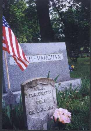 SMITH-VAUGHAN, MONUMENT - Meigs County, Ohio | MONUMENT SMITH-VAUGHAN - Ohio Gravestone Photos