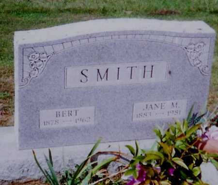 SMITH, JANE M. - Meigs County, Ohio | JANE M. SMITH - Ohio Gravestone Photos