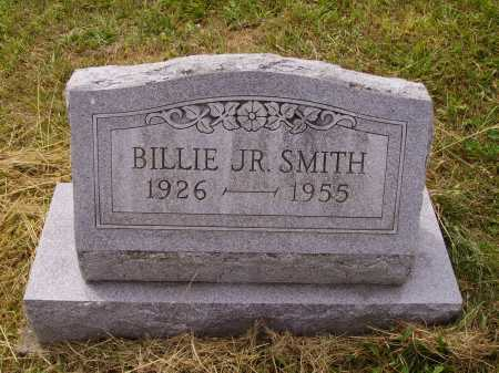 SMITH, BILLIE, JR - Meigs County, Ohio | BILLIE, JR SMITH - Ohio Gravestone Photos