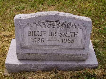 SMITH, BILLIE, JR - Meigs County, Ohio | BILLIE, JR SMITH - Ohio Gravestone Photos