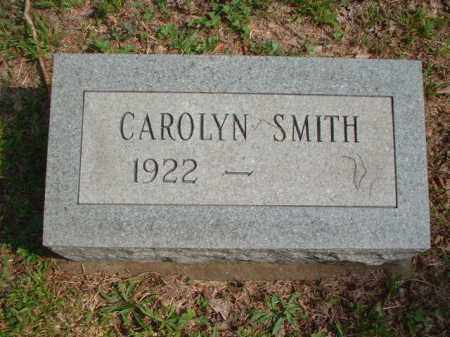 SMITH, CAROLYN - Meigs County, Ohio | CAROLYN SMITH - Ohio Gravestone Photos