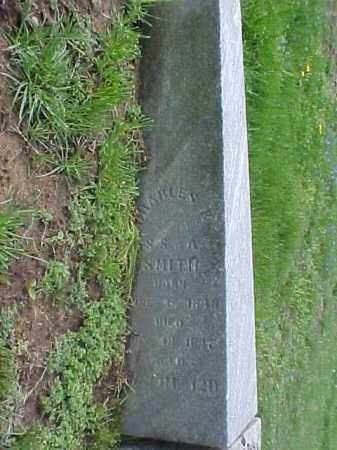 SMITH, CHARLES B. - Meigs County, Ohio | CHARLES B. SMITH - Ohio Gravestone Photos