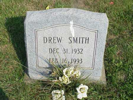 SMITH, DREW - Meigs County, Ohio | DREW SMITH - Ohio Gravestone Photos
