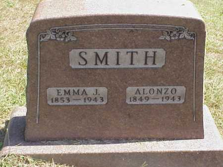 SMITH, ALONZO - Meigs County, Ohio | ALONZO SMITH - Ohio Gravestone Photos