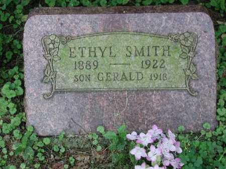 SMITH, ETHYL - Meigs County, Ohio | ETHYL SMITH - Ohio Gravestone Photos